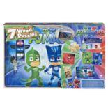 PJ Masks 7-pk Wood Puzzle by Cardinal Games