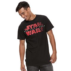 Men's Star Wars: Episode VIII The Last Jedi Tee