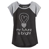 Girls 4-10 Jumping Beans® Inspirational Graphic Tee