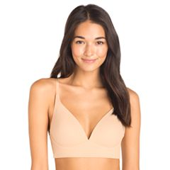 Juniors' SO® Bras: Wire Free Lounge Plunge Bra