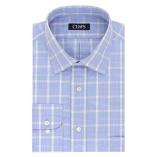 Men's Chaps Regular-Fit Wrinkle-Free Stretch Collar Dress Shirt