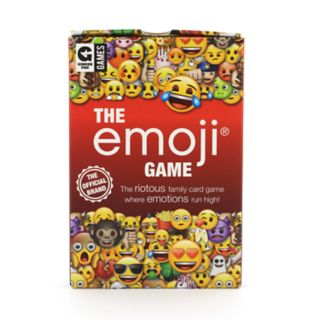 The emoji Game by Ginger Fox