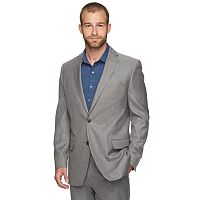 Men's Marc Anthony Slim-Fit Herringbone Suit Jacket