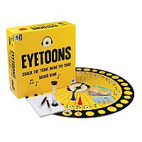 Eyetoons Board Game by Ginger Fox