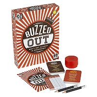 Buzzed Out Game by Ginger Fox