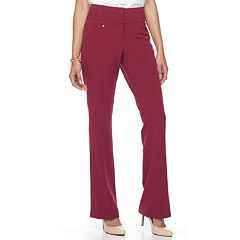 Juniors' Candie's® Marilyn Bootcut Pants