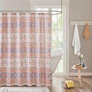 Intelligent Design Mae Shower Curtain