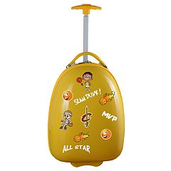Youth Cleveland Cavaliers Wheeled Pod Luggage