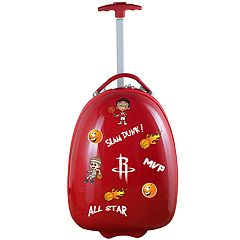 Youth Houston Rockets Wheeled Pod Luggage