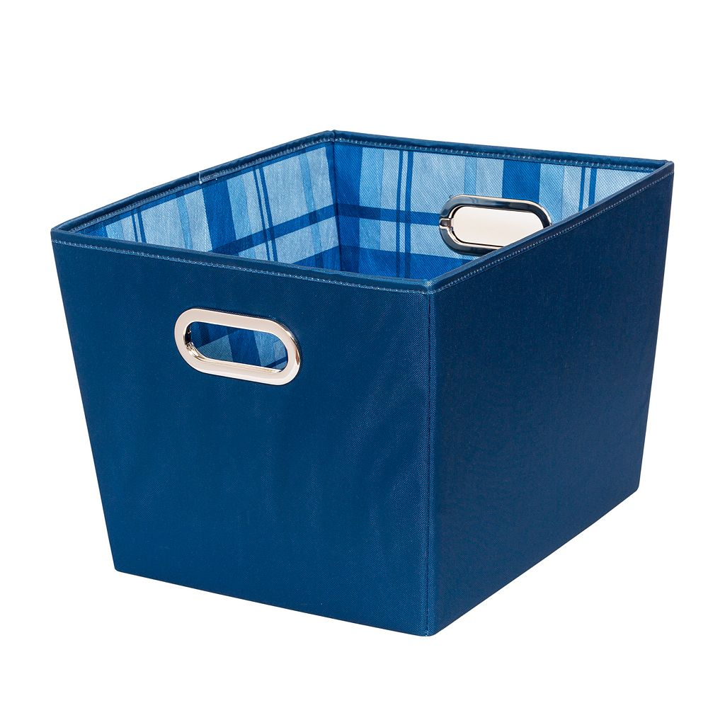 Honey-Can-Do 2-pack Medium Storage Bin