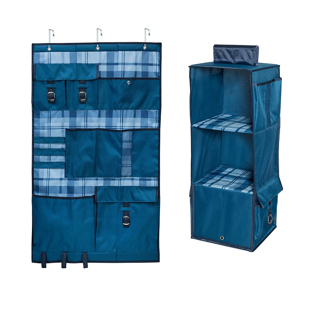 Honey-Can-Do Closet Organizer Kit
