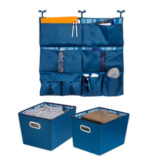 Honey-Can-Do Bedroom Organizer Kit