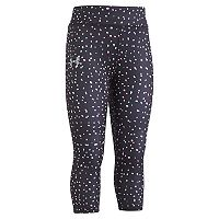 Girls 4-6x Under Armour Dot Capri Studio Leggings