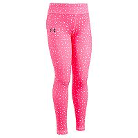 Girls 4-6x Under Armour Dotty Leggings