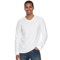 Men's SONOMA Goods for Life™ Classic-Fit Flexwear V-neck Tee