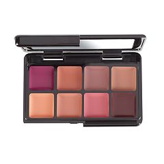 PUR Quick Pro Portables 2 pc Lip & Eye Palette Set