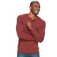 Men's SONOMA Goods for Life™ Flexwear Slim-Fit Henley