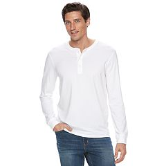 Men's SONOMA Goods for Life™ Flexwear Slim-Fit Henley