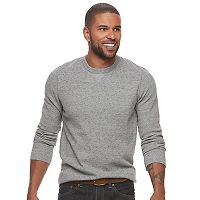 Men's SONOMA Goods for Life™ Slim-Fit Soft-Touch Stretch Thermal Crewneck Tee
