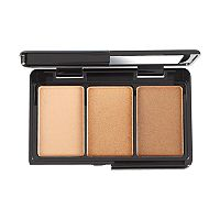 PUR Quick Pro Portables Sculpt & Glow Highlighter & Contour Palette Set