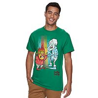 Men's Heat Miser vs. Jack Frost Tee