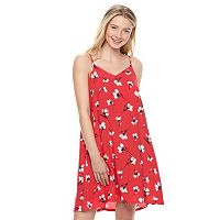 Juniors' SO® Print Swing Dress