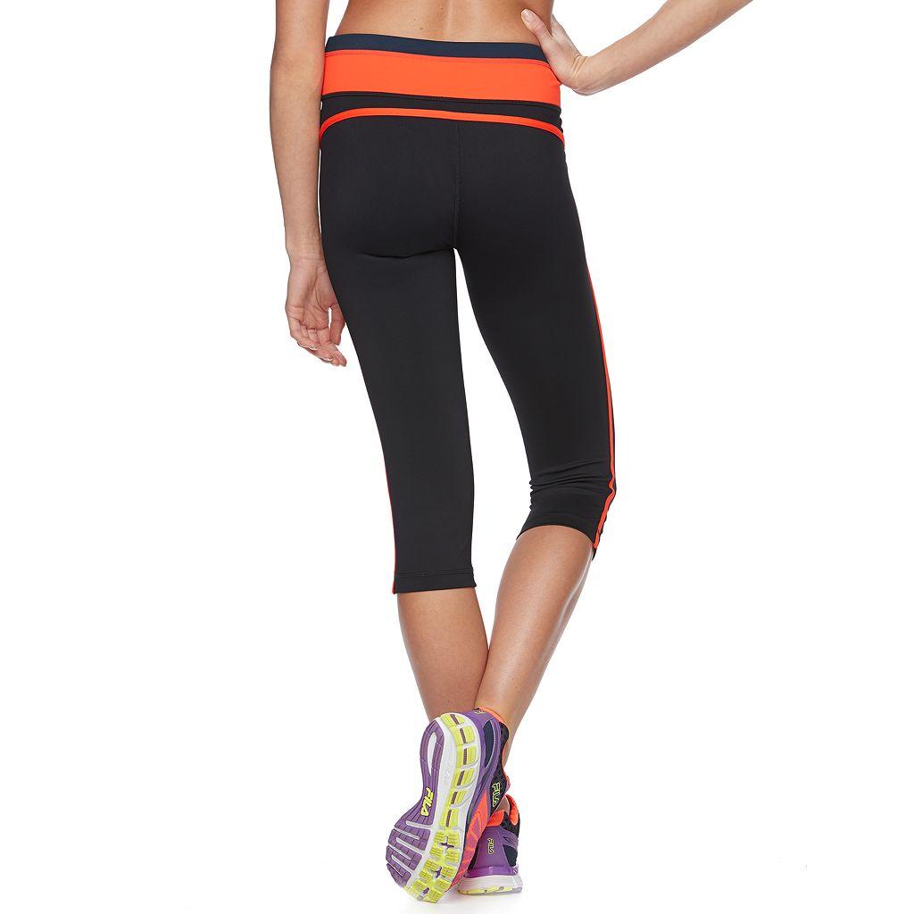 Women's FILA SPORT® Yoga Capris