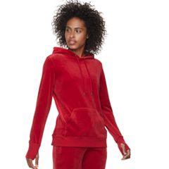 Women's Tek Gear® Velour Hoodie