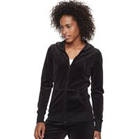 Women's Tek Gear® Velour Zip-Up Jacket