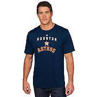 Men's Majestic Houston Astros Scoreboard Lash Tee