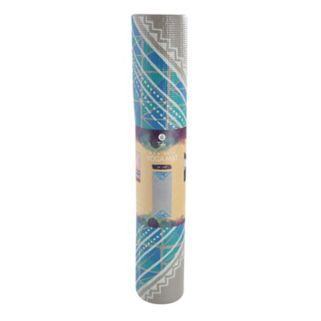 Tula 5mm Triangles Yoga Mat