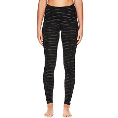 Women's Gaiam Om Relax High-Waisted Yoga Leggings