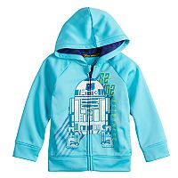 Jumping Beans Star Wars Toddler Boy R2D2 Raglan Hoodie
