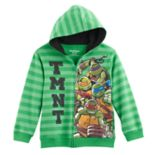 Boys 4-7 Teenage Mutant Ninja Turtles Zip Hoodie