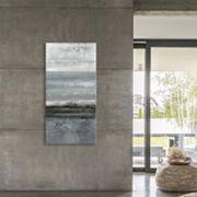 Artissimo Designs Azure Bound Alt 1 Canvas Wall Art