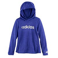 Toddler Girl adidas Space-Dyed Graphic Hoodie