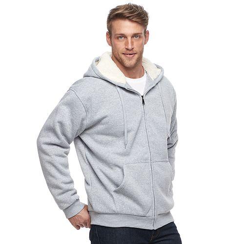 Big & Tall Victory 40 Sherpa-Lined Fleece Jacket