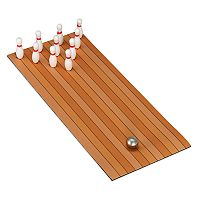 Pocket Bowling Game
