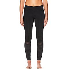 Women's Gaiam Om Moto Yoga Leggings