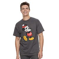 Men's Mickey Holiday Graphic Tee