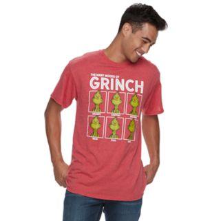 Men's Grinch Tee