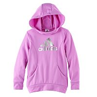 Toddler Girl adidas Foil Performance Hoodie
