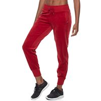 Women's Tek Gear® Velour Jogger Pants