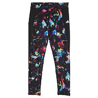Toddler Girl adidas Go With The Flow climalite Printed Tights