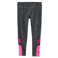 Toddler Girl adidas Climalite Space-Dye Tights
