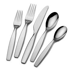 Sasaki Axis 20-pc. Flatware Set