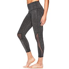 Women's Gaiam Om Epic High-Waisted Yoga Capri Leggings