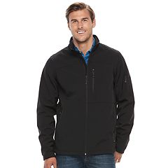 Big & Tall ZeroXposur Rocker Softshell Jacket