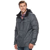 Big & Tall ZeroXposur Dozer Hooded Jacket