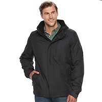 Big & Tall ZeroXposur Beacon Colorblock Hooded Jacket